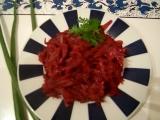 Červená řepa s balzamikovým octem recept
