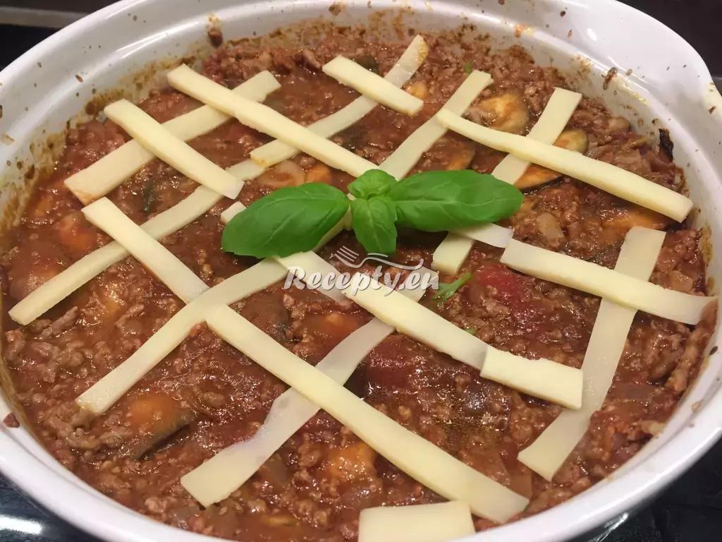 Zapečené brambory s mletým masem a sýrem recept  mleté maso ...
