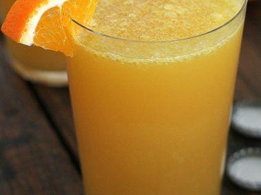 Pomerančové pivo