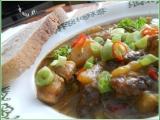 Vorařský guláš z Povltaví recept
