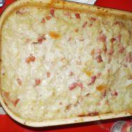 Sýrové šunkafleky recept