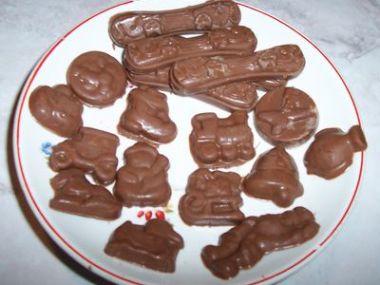 Čokoláda ze sušeného mléka