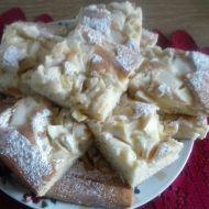 Banánovo-jablečný koláč recept