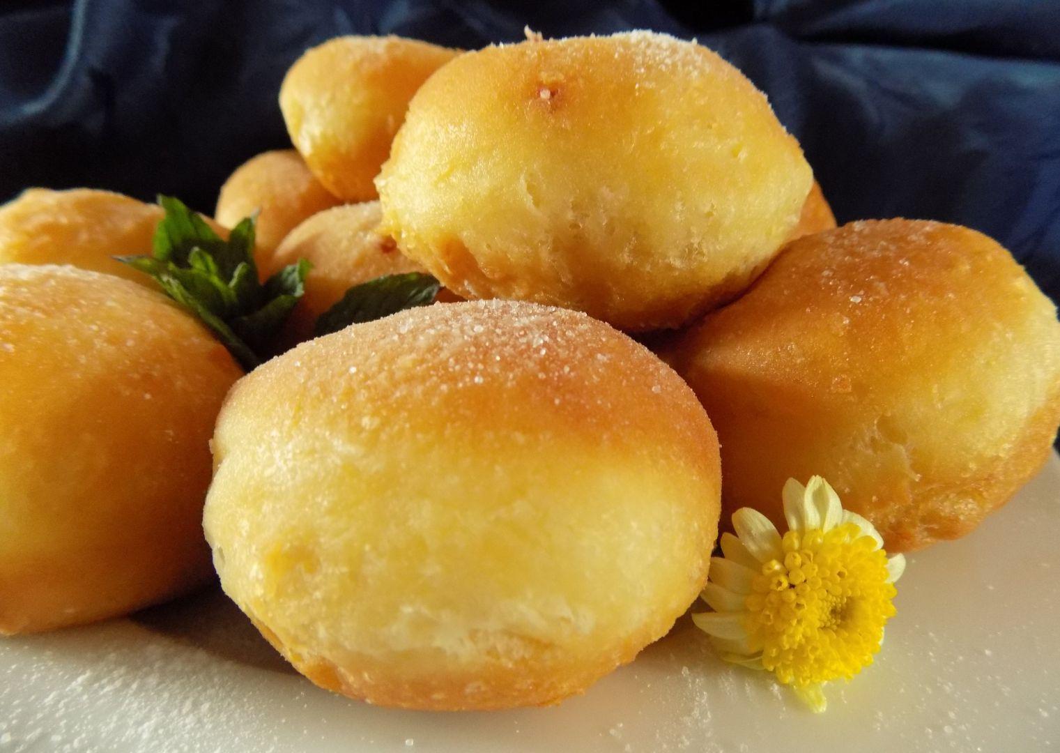 Marmeládové koblihy recept