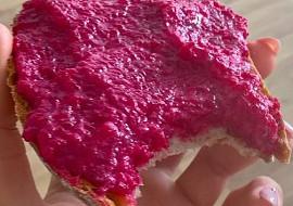 Rychlá pomazánka z červené řepy recept