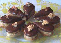Salonky  kávová a čokoládová varianta recept