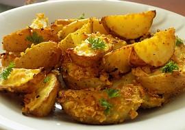 Brambory pečené v cornflakes recept