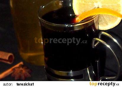 Kořeněný sirup do svařeného vína recept