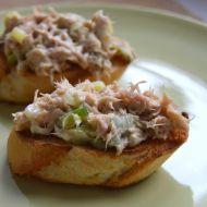 Krémová tuňáková pomazánka recept