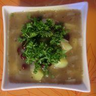 Rychlá fazolová polévka recept