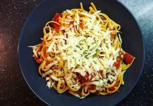 Těstoviny po Italsku
