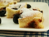 Buchta s chutí koláče recept