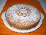 Jemný ovocný koláč v remosce recept