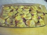 Zapečené brambory s kyselým zelím a anglickou slaninou recept ...
