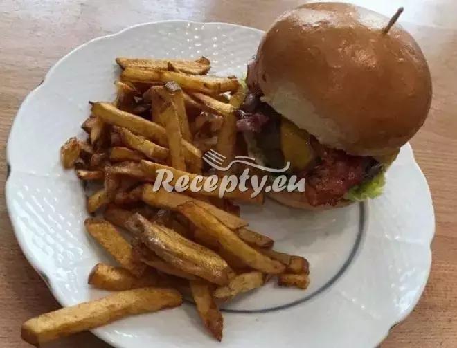 Hamburger podle Zdeňka Pohlreicha recept  grilování