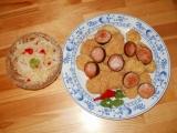 Zlaté bramborové dukátky recept