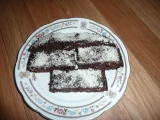 Mokré řezy s kokosem recept