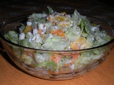 Salát podle naší chuti