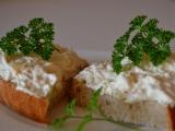Celerová pomazánka s nádechem česneku recept
