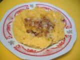 Kuľaša bramborová nebo kukuřiční recept