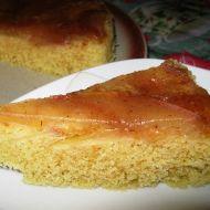Jablečný koláč z mikrovlnky recept