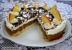 Jablkový dort IV.