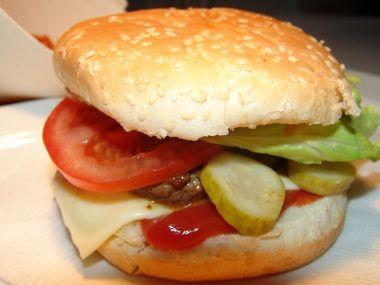 Recept Domácí hamburgry