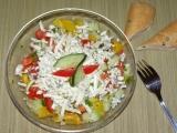 Šopský salát recept