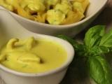 Jemná šafránová omáčka na těstoviny recept
