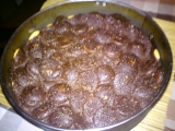 Čokoládový nepečený dort recept