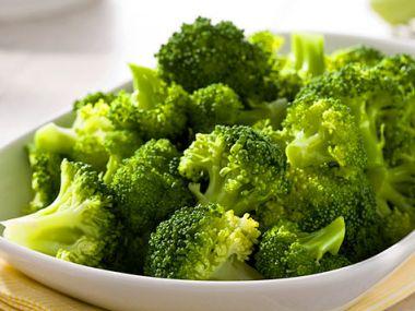 Brokolice s česnekem na italský způsob