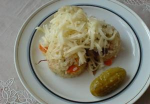 Zeleninové rizoto II.