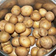 Pikantní pečené brambory recept