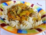 Bezvaječné těstoviny s hlívou ústřičnou a sojovou smetanou recept ...