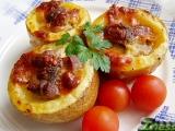 Pečené bramborové soudky recept
