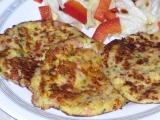 Tvarohovo sýrové placičky recept