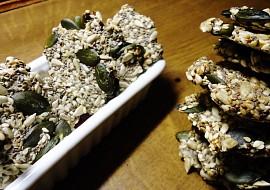 Slané chia bezmoučné sušenky recept