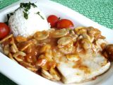 Aljašská treska v kečupovohořčičné omáčce recept