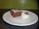 Perník s kakaovou polevou a kokosem recept