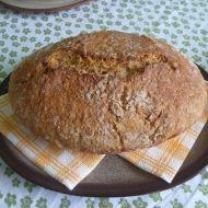 Domácí chléb pečený v troubě recept