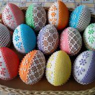 Perníková vajíčka s překvapením recept
