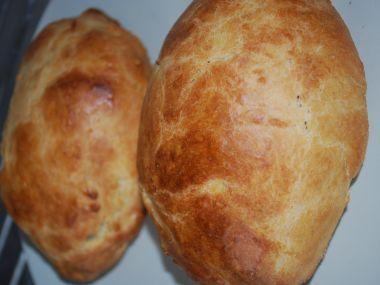 Špaldovo-tvarohový chléb
