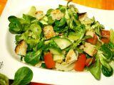 Rychlý chutný zeleninový salát recept