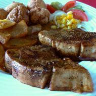 Krůtí steaky recept