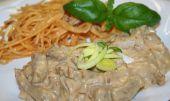 Pangasius s rajčaty, špenátem a Mozzarellou recept