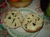 Čtyřdruhová sýrová pomazánka recept