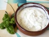 Dresing bylinkové máslo recept
