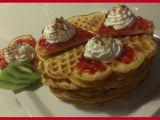 Křupavoučké vafle recept