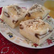 Lahodné ananasové řezy s piškotem recept