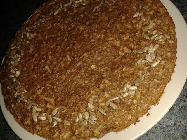 Zázvorový dortík recept